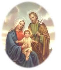 Resultado de imagem para imagens da Sagrada Familia