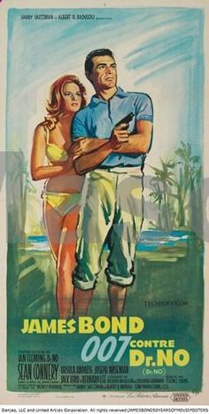 Dr. No (1962) French edition James Bond: 50 Years of Movie Posters www.youtube.com/... #dogwalking #dogs #animals #outside #pets #petgifts #ilovemydog #loveanimals #petshop #dogsitter #beast #puppies #puppy #walkthedog #dogbirthday #pettoys #dogtoy #doglead #dogphotos #animalcare