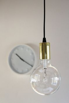 Lamp inspiration via my blog Löytö