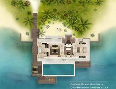 Garden Villa 1 Bdroom - Maldives - MITS - Du lịch as operations Phẩm Nghệ Thuật
