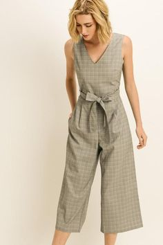 Hadden Open Back Jumpsuit New Outfits, Summer Outfits, Casual Outfits, Fashion Outfits, Summer Pants, Jumpsuit Dress, Ethical Fashion, Denim Shirt, Spring Summer Fashion