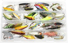 Make your own fishing lures: wooden lures review exposes a guide to catch fish on wooden lures.