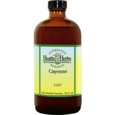 Cayenne (Capsicum Minimum) - 16oz by Alternative Health & Herbs. $120.99. Improves circulation and eases arthritic pain and cluster headaches. Eliminates plaque from the arteries, heals wounds and fights colds. May be helpful for fighting cancerous cell growth. Speeds up healing of ulcers. Boosts metabolism, fights obesity.