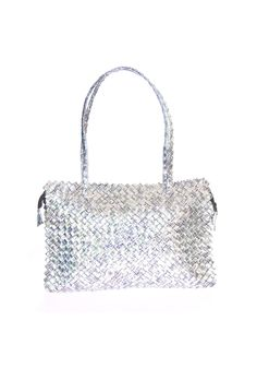 Fresh Cargo  Woven Juice Carton Large Couture  Bag Couture Bags, Cruelty Free, Women's Accessories, Gym Bag, Juice, Fresh, Tote Bag, Purses, Handmade
