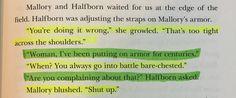 Halfborn and Mallory ❤️ #ManusChase