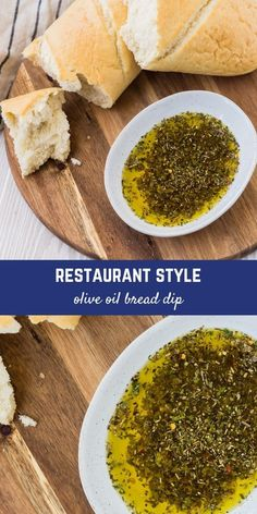 This is the most irresistible restaurant-style bread dipping oil recipe! You& This is the most irresistible restaurant-style bread dipping oil recipe! You& feel like you& at a fancy Italian restaurant and you won& be able to stop dipping! Italian Appetizers, Appetizer Recipes, Mediterranean Appetizers, Bread Appetizers, Cold Appetizers, Recipes Dinner, Olive Oil Dip For Bread, Bread Dipping Oil, Bread Oil