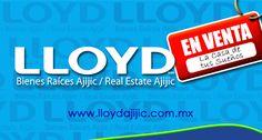 Estamos felices de contar con nuevos amigos. Visitalos en www.lloydajijic.com.mx y en facebook http://on.fb.me/1qFMtfx. Ven y conoce AJIJIC.