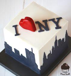 New York Cake Cube
