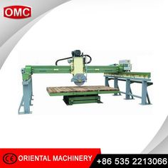 Fully automatic marble and granite bridge saw for sale