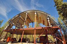 SteelMaster, 2013-11 Donner Roof Complete