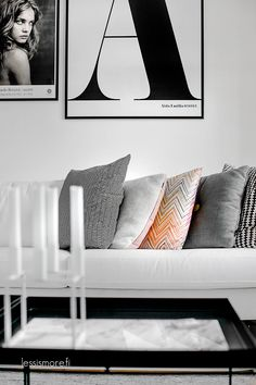 Black and white, Missoni Home