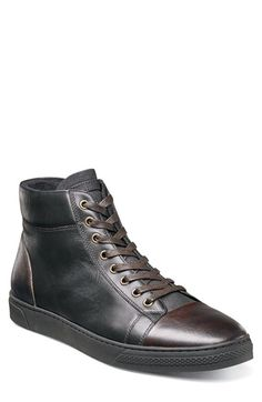 Free shipping and returns on Florsheim Forward Hi Sneaker (Men) at Nordstrom.com. Smooth leather construction elevates a stylish sneaker built with a breathable, moisture-wicking Suedetec lining for all-day comfort.