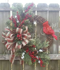 Holiday Wreaths, Holiday Decor, Winter Wreaths, Winter Christmas, Seasons, Home Decor, Decorations, Holidays, Natural