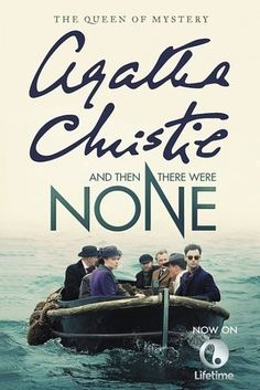 And Then There Were None by Agatha Christie   41 Super Suspenseful Novels You Won't Be Able To Put Down