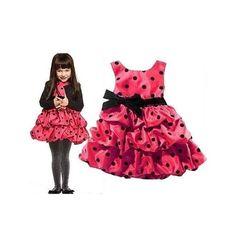 Lindo vestido de festa infantil Menina modelo Balonê  Material : Lã e Cotton  Ótima qualidade e acabamento  Disponíveis nos tamanhos 2 e 3 anos e nas cores Vermelho e Rosa  Pronta entrega e envio imediato.    ATENÇAO : ESTE VESTIDO É MODELO CURTO. R$ 109,90