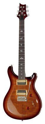 PRS SE Custom 24 TS 2016 - Thomann www.thomann.de Colour: Tobacco Sunburst #guitar #electricguitar #sunburst #2016 #custom