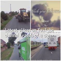 """chris young on Twitter: """"My latest videos on YouTube click the link on my profile and have a look #Youtuber #youtube #travelsofatiger… """" Road Sense, Chris Young, Dashcam, Latest Video, Transportation, Channel, Teaching, Videos, Youtube"""