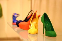 Are you ready to dare?    S/S 2012 shoes!