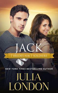 Jack (7 Brides For 7 Soldiers) (Volume 5) - Julia London