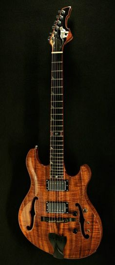"Languedoc Guitars G2 ""Ocelot"" of Trey Anastasio"
