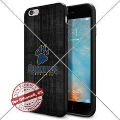 WADE CASE Quinnipiac Bobcats Logo NCAA Cool Apple iPhone6 6S Case #1476 Black Smartphone Case Cover Collector TPU Rubber [Black] WADE CASE http://www.amazon.com/dp/B017J7R22U/ref=cm_sw_r_pi_dp_lPGwwb1Q0KR4M