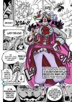 #one_piece devon Blackbeard One Piece, Piece Manga, One Piece Pictures, One Piece Fanart, Manga Pages, Dragon Ball, Manga Anime, Animation, Concept