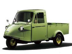Daihatsu Midget I (MP), 1959-1972