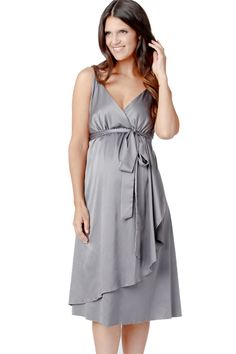 Claire Special Occasion Cocktail Maternity Dress by Ripe | Maternity Clothes  Perfect maternity bridesmaid dress  Available at Due Maternity  www.duematernity.com