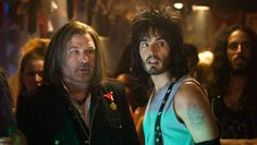 Alec Baldwin Talks About His Gay Kiss with Russell Brand at 'Rock of Ages' Premiere   Hollywood Reporter