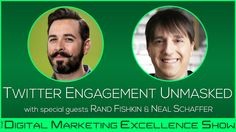 How to Get More Out of #Twitter | Video with @StoneTemple @RandFish @NealSchaffer | on YouTube | Eric Enge, Rand Fishkin, and Neal Schaffer talk about ways to maximize your results on Twitter. Discussion was far ranging.