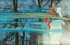 NIEUSTAJĄCA DOSTAWA POZYTYWNEJ ENERGII – Józef Krzysztof Oraczewski – polski artysta malarz, twórca instalacji