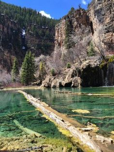 Hanging Lake - one of the best hikes in Colorado