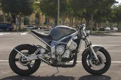streetfighter yamaha fzr600 - Google Search