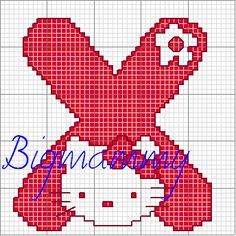 alfabeto+hello+kitty+rosso+x.PNG 344×344 píxeles