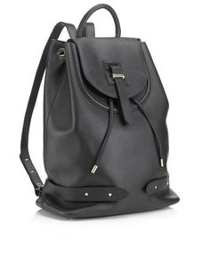 via avenue32.com | meli melo | black cervo thela backpack | $835