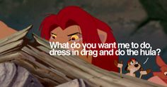 Favorite part of the movie. Besides maybe Rafiki being a BAMF.