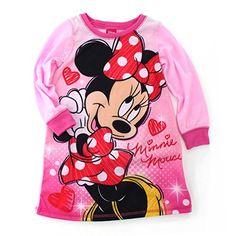 Minnie Mouse Girls Pink Nightgown (4) Disney http://www.amazon.com/dp/B00PMBMAKU/ref=cm_sw_r_pi_dp_B8favb09ZRKFP