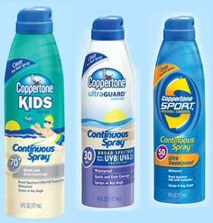 ****We found another one! $3.00 off two (2) Coppertone Sunscreen Products!**** - Krazy Coupon Club