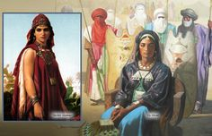 Tin Hinan (4th century), legendary queen and founding matriarch of the Tuareg people.