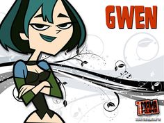 I got: Gwen! Which Total Drama Island Fan-Favorite Character Are You?