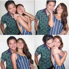[ @supremo_dp @bernardokath @karlaestrada1121 @bernardomin ] #kathniel Daniel Johns, Daniel Padilla, Couple Photoshoot Poses, Liza Soberano, John Ford, Kathryn Bernardo, Happy Pills, Ulzzang Couple, Important People