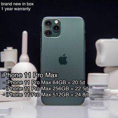 iPhone 11 Pro Max Available Green Gold Grey Silver - iPhone 11 Pro Max 64GB = 20.5jt - iPhone 11 Pro Max 256GB = 22.5jt - iPhone 11 Pro Max 512GB = 24.8jt  Call / WA 0812 6875 9975 Green And Gold, Iphone 11, Grey, Silver, Gray, Money