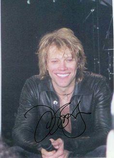 Jon Bon Jovi - That smile 😁