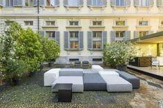 LIVING DIVANI: Soft Home, outdoor Palace Bovara .... http://www.davincilifestyle.com/living-divani-soft-home-outdoor-palace-bovara-8/    Soft Home, outdoor Palace Bovara.  [ACCESS LIVING DIVANI BRAND INFORMATION AND CATALOGUES]       #LIVINGDIVANI LIVINGDIVANI Da Vinci Lifestyle