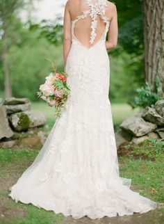 Claire Pettibone 'Devotion' #weddingdress http://www.clairepettibone.com/bridal/?cp=gowns/devotion  Photo: White Loft Studio via Swooned