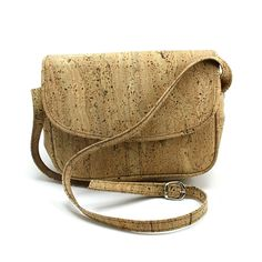 Beautiful, environmentally conscious products from one of my web clients. Classic Handbags, Saddle Bags, Cork, Shoulder Bag, Rustic, Purses, Stylish, Stuff To Buy, Accessories