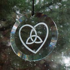 Heart of the Celts Suncatcher Giveaway