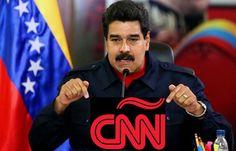 http://ift.tt/2lV4uqW http://ift.tt/2lVkQA1  Duro ataque a la libertad de expresión  Este miércoles 15/02 el Presidente de Venezuela Nicolás Maduro ordenó la expulsión del canal internacional de noticias CNN tras acusarla de manipular información. El hecho se produjo luego de que la la cadena de noticias hiciera un trabajo de investigación sobre la venta ilegal de pasaportes venezolanos a figuras vinculadas al terrorismo. CNN en Español continuará ofreciendo al público de Venezuela la señal…