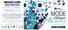 Invitation défilé 2013