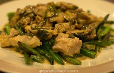 Low Carb Tarragon Chicken - Chicken / Poultry - Low Carb Recipes and Forums